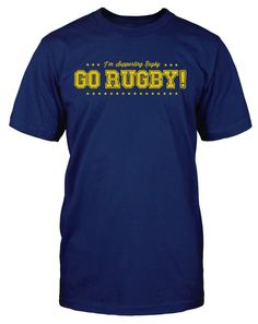 Rugby World Cup T-Shirt | Go Rugby | dumpTackle.com