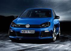 D's Car. VW Golf R.