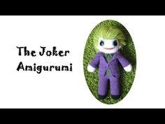 Amigurumi Joker (Free Pattern)