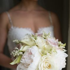 Lily of the Valley Wedding Bouquets