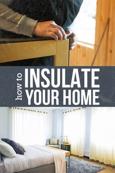 5 Tips to Improve Your Home's Insulation for Winter I Budget Dumpster Large Bathtubs, Home Insulation, Expandable Dining Table, Home Fix, Building A New Home, Home Improvement Projects, Warm Colors, Improve Yourself