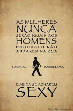 Homens - Mulheres - Sexy