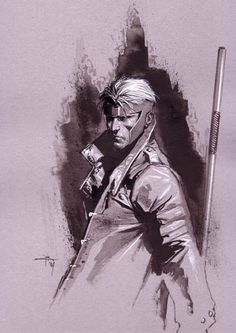 Gambit by Gabriele Dell'Otto