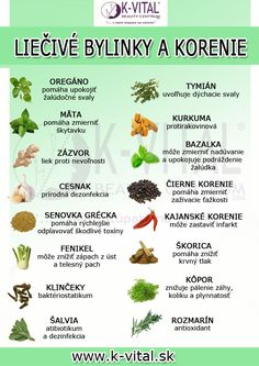 liečivé bylinky a korenie-radka diet and nutrition Healthy Style, Healthy Tips, Healthy Recipes, Health Eating, Health Diet, Health Fitness, Home Remedies, Natural Remedies, Dieta Detox