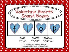 Valentine's Sound Boxes