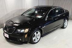 "2008 Pontiac G8 GT | ""KITT"" (Knight Rider) More than likely my next car!!!!"