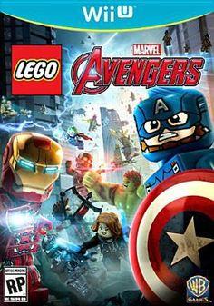 LEGO Marvel Avengers [game] [WIIU].