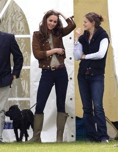 Modern Style Icon: HRH The Duchess of Cambridge With the Le Chemeiuxs!