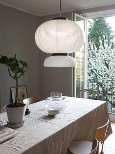 Das Bezaubernde Esszimmer Von Swantje Hinrichsen (swantjeundfrieda Auf  Instagram). Die Esszimmer Lampe Von