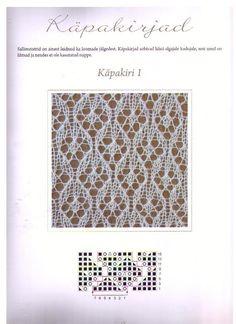 Ажурные узоры / Вязание спицами / Вязание для женщин спицами. Схемы вязания спицами