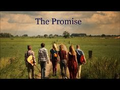 Half a Mile - The Promise - YouTube, so lovely and encouraging...entirely scriptural.