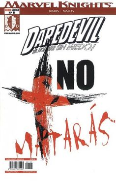 Daredevil. Marvel knights. Vol. 2 #8