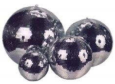 It's a classic for a reason! Hit a spinning American DJ Mirror Ball with light, and you've got an instant party. Mirror Ball, Christmas Bulbs, Dj, American, Holiday Decor, Balls, Garden, Disco Ball, Garten