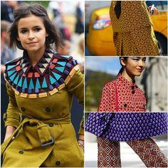 Chic Sneak Peek - 2013's Fashion Hues and Patterns