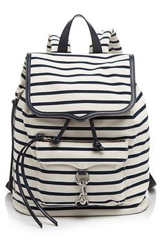For when you set sail this summer. (Hey, you never know!) #refinery29 http://www.refinery29.com/large-backpacks#slide-7