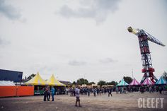 Damaris festival 2015 | Reportage | Foto: Rosanne Eijzinga | CLEEFT