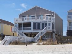 House vacation rental in Garden City Beach from VRBO.com! #172605