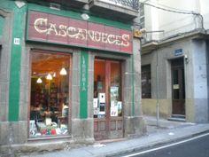 * Librería El Cascanueces (La Coruña) *