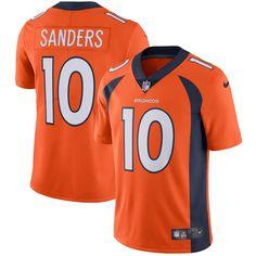 857ef95807204 Emmanuel Sanders Denver Broncos Nike Youth Vapor Untouchable Limited Player  Jersey - Orange