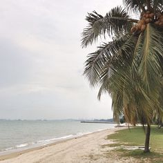 East Coast Park Beach #Singapore. Yes, I live next to the beach & I love it! ;-)