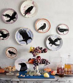 Craft, Interrupted: 13 for Halloween ~ Decor Ideas
