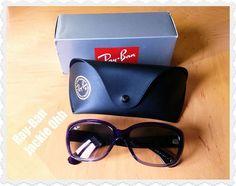 #RayBan,Ray-Ban Jackie Ohh Sunglasses - Purple...