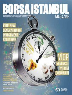 Borsa İstanbul Magazine'in 3. sayısı çıktı