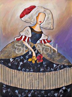 Meninas modernas#cuadros mordernos# SP654# cuadros meninas modernas# cuadros meninas# cuadros modernos# cuadros decorativos# cuadros para salón# cuadros dormitorios# cuadros para comedor# cuadros baratos#
