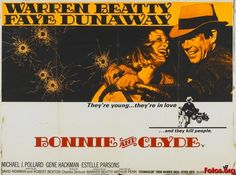Cinematic Thoughts: Bonnie and Clyde (1967): Warren Beatty, Faye Dunaway, Gene Hackman and Arthur Penn...