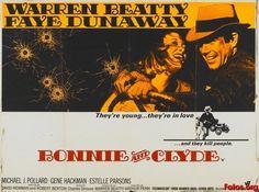 bonny and clyde poster - Buscar con Google