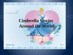 This information powerpoint was created to compare the Cinderella story with other Cinderella stories aroound the world.  These stories consist of:...