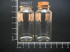 2013Newly 25ml Glass Cork Bottle of 50 pcs/Pack  Crimp Neck in High Quality 30mm width with 60mm high-in Bottles from Industry & Business on Aliexpress.com | Alibaba Group