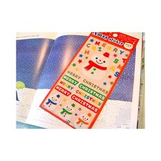Cute shiny Christmas stickers, on a see-through background. Size 10x22 cm.