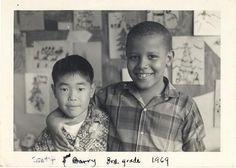 SLIDESHOW: Barack Obama growing up in Hawaii