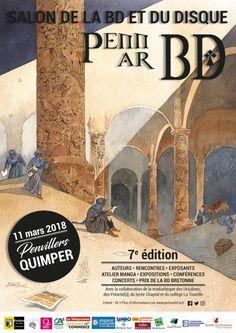 Calendrier des Festivals, expositions et dédicaces BD - W.B.