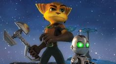 Ratchet and Clank (Playstation Heroes)