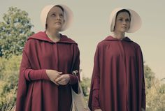 Elisabeth Moss, Samira Wiley, Alexis Bledel and more star in the new Hulu drama Elisabeth Moss, Margaret Atwood, Rory Gilmore, Alexis Bledel, Vanity Fair, Fantasy Tv Series, Drama Series, Tv Reviews, Best Tv Shows