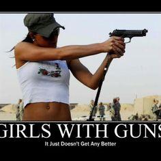 Girls with Guns Desert Eagle Technologies | http://www.deserteagletech.com,,, there also my #1 favorite women's :)