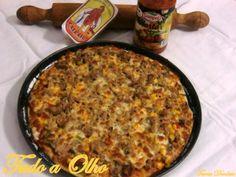 Tudo a Olho: Pizza de Atum