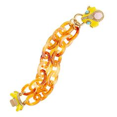 Love this jcrew bracelet with frog clasp.