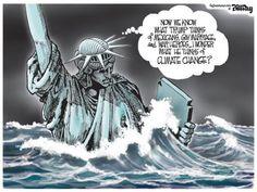Editorial Cartoon: The Lady and the Trump http://www.politicususa.com/2015/07/24/editorial-cartoon-lady-trump.html… #UniteBlue