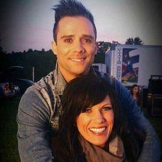 John Cooper and his wife, Korey. :)