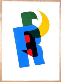 Paul Rand by Alan Kitching
