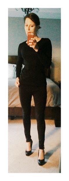 Basic in Black Laura Madden Lifestyle www.laura-madden.com