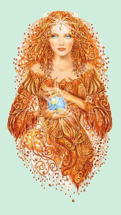 image de créature enchanté | Fées - Vous voici à la porte du monde enchanté des elfes et fées ...