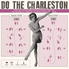 59 Learn The Charleston Step By Step with Bee Jackson... #Charleston