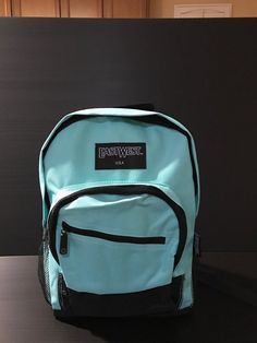 Mint mini backpack