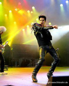 Adam Lambert,  London show, 14th July 2012 | Source: Thilo Rahn