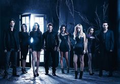 The Secret Circle was one of my all-time favorite shows. I understand why it was canceled, but I also think it is better than most of the shows on TV. I'm so disappointed. Britt Robertson, Phoebe Tonkin, The Cw, American Horror Story, Movies Showing, Movies And Tv Shows, Soundtrack, Norman Jean Roy, Jessica Parker Kennedy