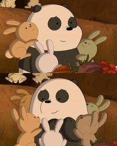 We are alright, buddy :) Bear Wallpaper, Cute Wallpaper Backgrounds, Cute Cartoon Wallpapers, Ice Bear We Bare Bears, We Bear, Pardo Panda Y Polar, Panda Background, Vanellope Y Ralph, Cartoon Network